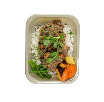 Savoury Beef and Rice